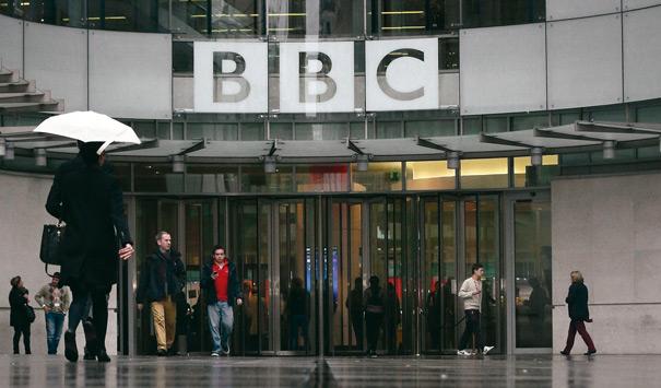 Les televisions públiques –a la imatge, la BBC– es troben en ple debat al voltant de la innovació, condicionades, però, pels ajustos pressupostaris. Foto: BBC