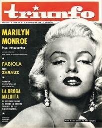 Portada d'un exemplar de la revista Triunfo