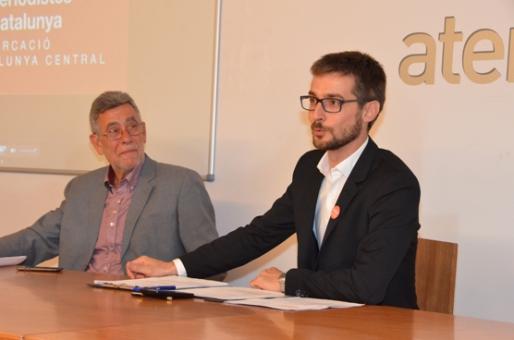 Conferència de Carles Prats a l'Ateneulab d'Igualada