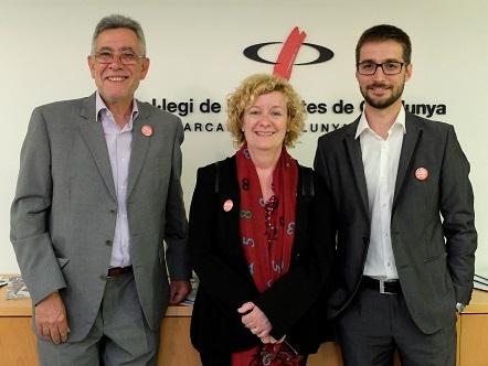 Inauguració de la seu social de la demarcació Catalunya Central