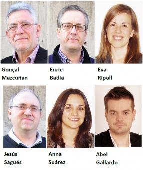 Junta de la demarcació Catalunya Central
