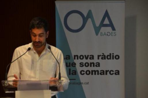 El president de la cooperativa Ona Bages, Marc Martínez Amat.
