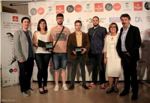 Els guardonats de les comarques de Tarragona i Terres de l'Ebre als FIC-CAT 2015