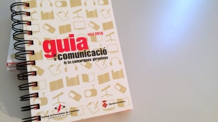La Guia de la Comunicació de les comarques gironines.