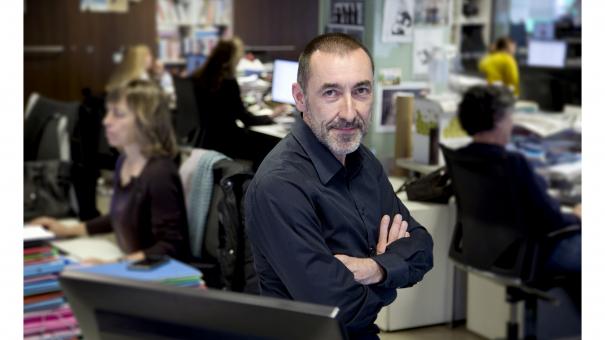 El periodista Josep Corbella.