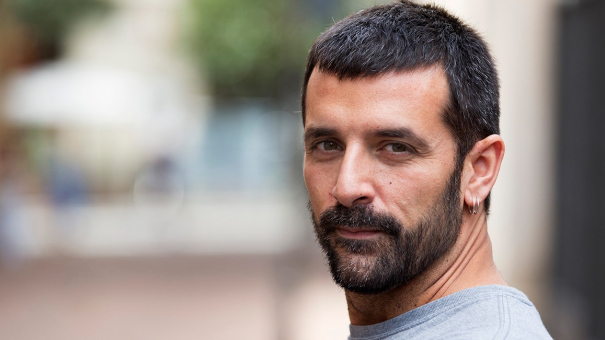 El fotoperiodista Jordi Borràs.