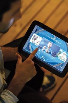 Els documentals interactius, un fenomen a l'alça. Foto: Vicente Pruna
