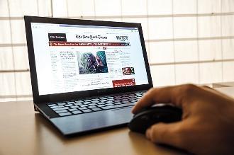 Diferents mitjans internacionals fan servir l'analítica web. Foto: Arxiu
