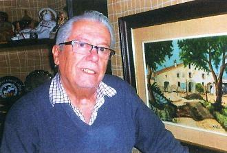 El periodista sabadellenc, Josep Costajussà