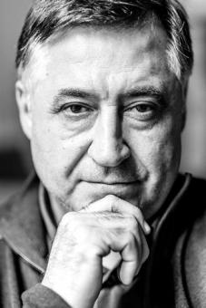Gervasio Sánchez. Foto: Sergio Ruiz