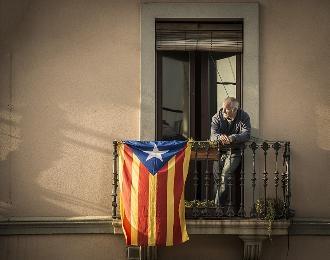 La independència genera un gran debat. Foto: Sergio Ruiz