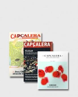 Els diferents formats de la revista