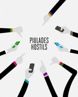 Les xarxes alimenten noves crisis de comunicació. Il·lustració Francesco Cusumano
