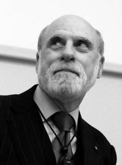 Vint Cerf. Foto: EFE