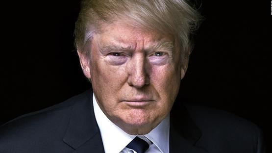 Donald Trump ha estat un candidat tan atípic com mediàtic. Foto: Nigel Parry / CNN