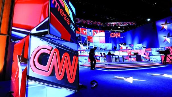 La CNN, com altres mitjans, ha hagut de lluitar contra informacions falses