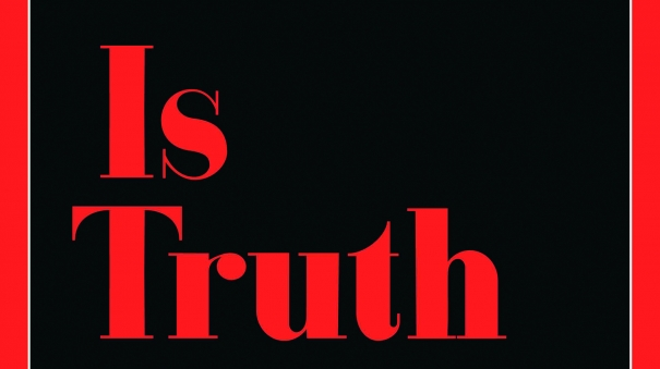 Detall de la portada de The Time sobre la postveritat