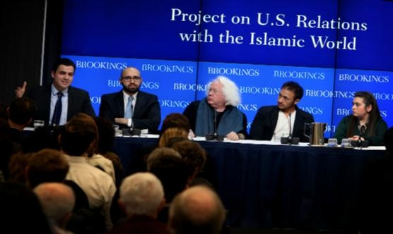 Acte a la Brooking Institution sobre islamisme | Foto: Brooking Institution