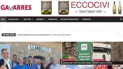 La nova web Gavarres365