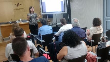 Un dels darrers cursos que s'ha fet a Girona.