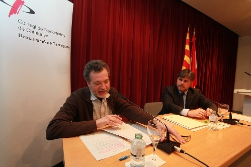 Albert Batet. Foto: Pere Toda