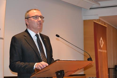 Carles Pellicer. Foto: Ajuntament de Reus