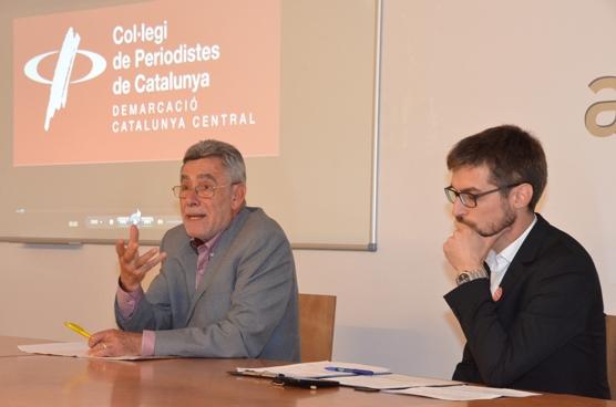 Gonçal Mazcuñán i Carles Prats