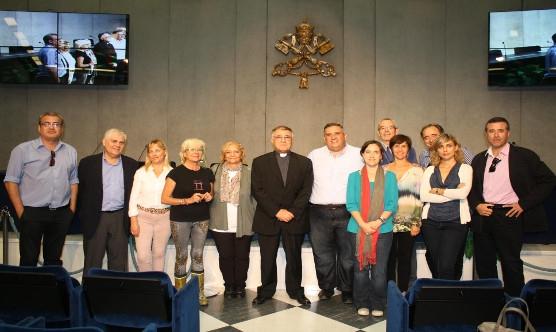 Sala Stampa de la Santa Seu