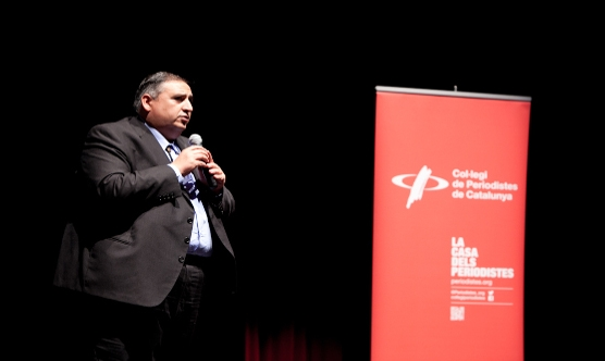 El president del CPC Lleida va presentar la campanya 'Inverteix en comunicació'