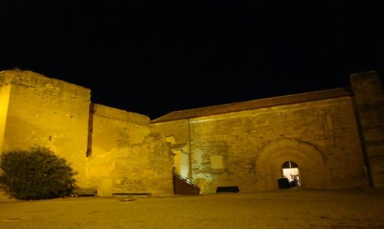 L'església del Castell va acollir la Festa.