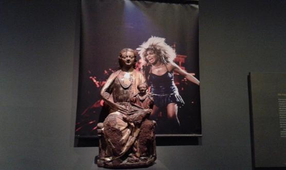 Madonna al retaule de Sant Pere