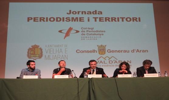 Taula del Conselh Generau: Iñaki Delaurens (periodista)