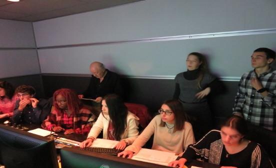 Realització per IN Caparrella i estudiants Comunicació i Periodisme UdL