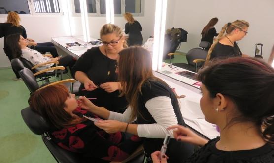 Maquillatge per Institut Torre Vicens