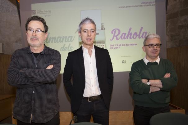 Joan Ventura, Albert Om i Ramon Girona