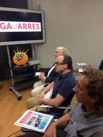 Presentació de Gavarres365.