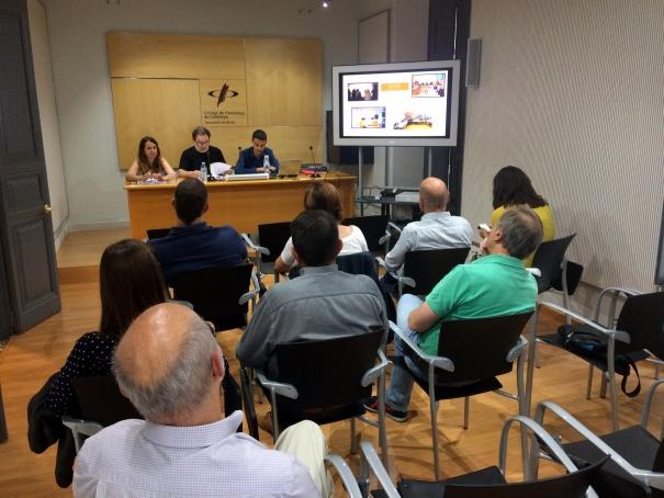 Assemblea anual informativa de la Demarcació de Girona.