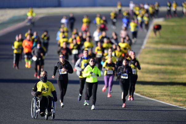 La Marató - voltes solidàries
